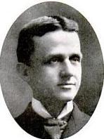 Biography: Edward Harman Cabaniss born October 1, 1857 – photograph