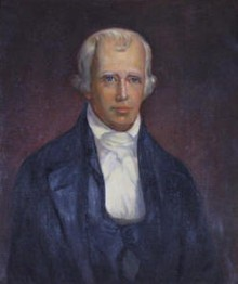 PATRON – Melton's Bluff was the seat of justice when Alabama was a territory