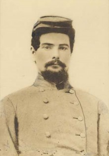 Biography: Isaac Ball Feagin born July 17, 1833 – photograph