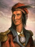 General Sam Dale gives eyewitness account of Shawnee Chief Tecumseh's visit to Alabama in 1811
