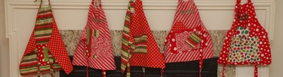 Christmas Aprons – this is a heartwarming story you will want to share