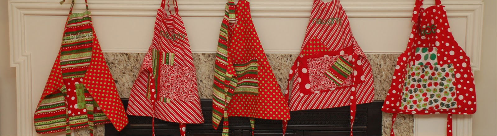 SUNDAY SOLILOQUY Christmas Aprons – this is a heartwarming story you will want to share