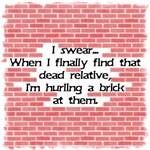 Brickwalls? Check those family stories