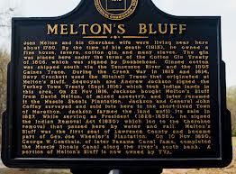 melton's bluff
