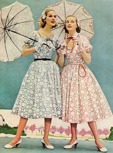 Monday Musings Did We Really Dress This Way In The 1950s