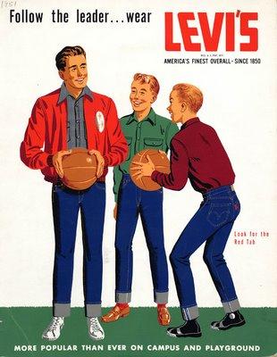 1950's boys