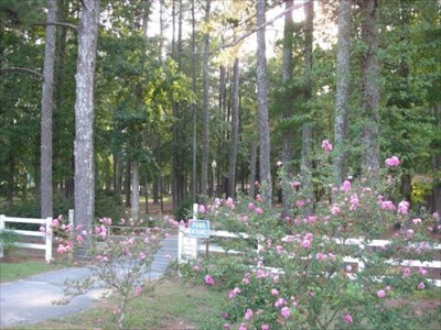 Goose Pond Park, Clanton, Alabama