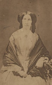 Eliza Adams Gunter - wife of Charles Grandison Gunter