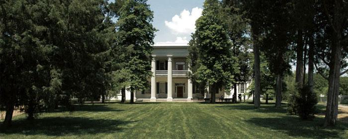 The Hermitage - President Andrew Jackson's home