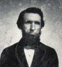 Biography: Henry Clinton Lea born October 7,  1804 – photograph