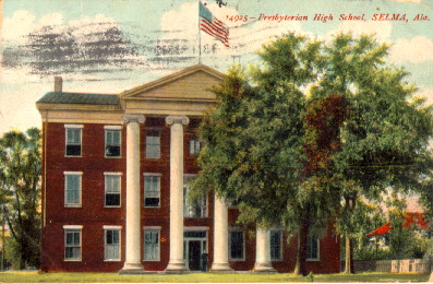 Presbyterian High School Selma, Dallas County