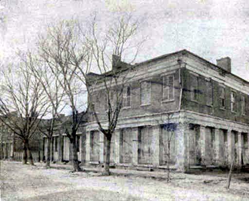 Perine store cahaba ala ca. 1900