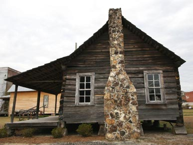 Three notch museum