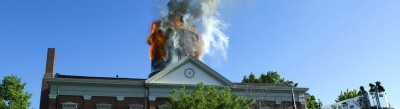 What to do when Courthouses are burned