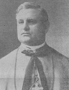 Allen, Rev. Fr Edward Patrick Allen