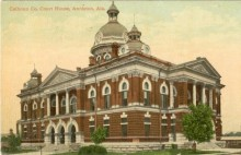 Patron – October 20, 1883 – Death of child, bigamy and other local news in Anniston