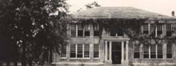 C. L. Wiggins Hall at Downing Industrial School Brewton, Alabama