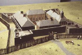 Fort Louis de la Mobile