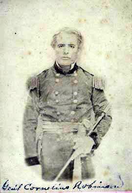 Gen. Corneilus Robinson born 1805