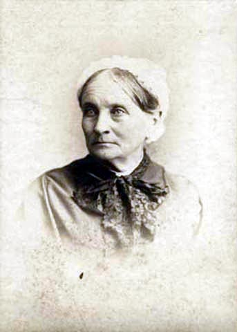 Sarah Smith (Harris) Pickett