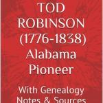 Robinson, Tod ( 1776-1838)