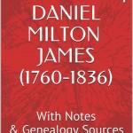 Some Descendants of Daniel Milton James