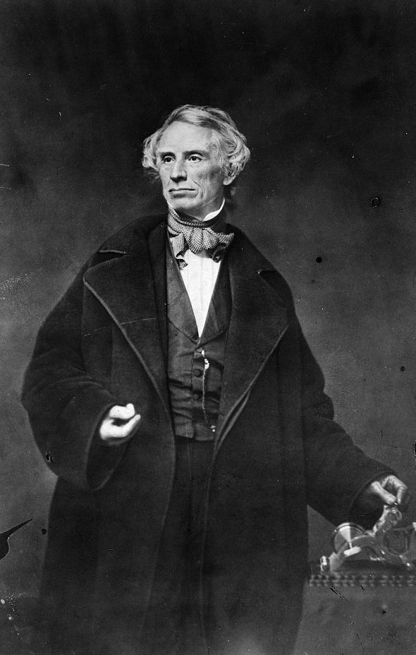 Telegraph,Samuel B. Morse