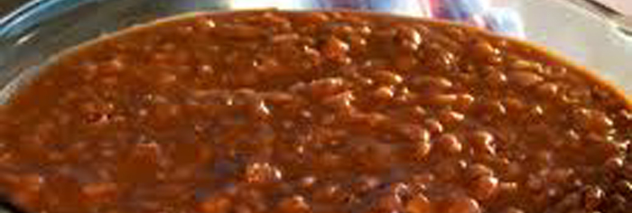 PATRON + RECIPE WEDNESDAY: Old recipe for baked beans takes time to make