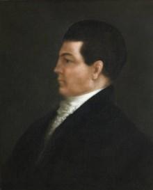 Biography: Gov. William Wyatt Bibb born October 2, 1781 – photograph