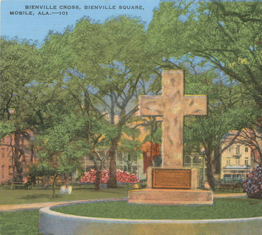 Bienville Cross