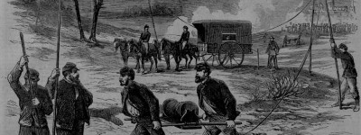 PATRON – The war became real for the citizens of Florence, Alabama in February of 1862