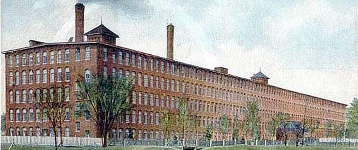 Dallas Cotton Mill