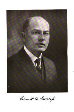 Dr. Ernest B. Dunlap