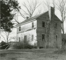 Biography: Richard Pratt born 1764 – photographs of son Hopkins house