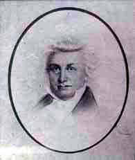 Biography: Bolling Hall born January 25, 1767 – photograph