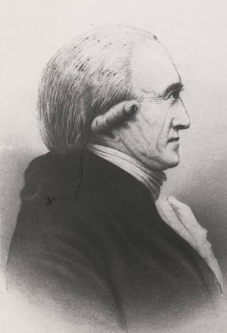 Benjamin Hawkins - Creek Indian agent