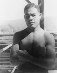Did you know that boxer, Joe Louis was born near LaFayette, Alabama?