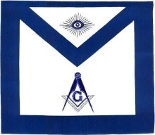 Dr. Thomas Ward was Worshipful Master of LaFayette Masonic Lodge #26 for twenty-two years