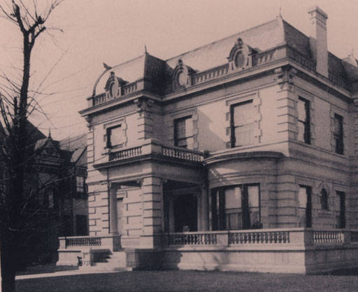 Moses Sabel House, Alabama's first executive mansion