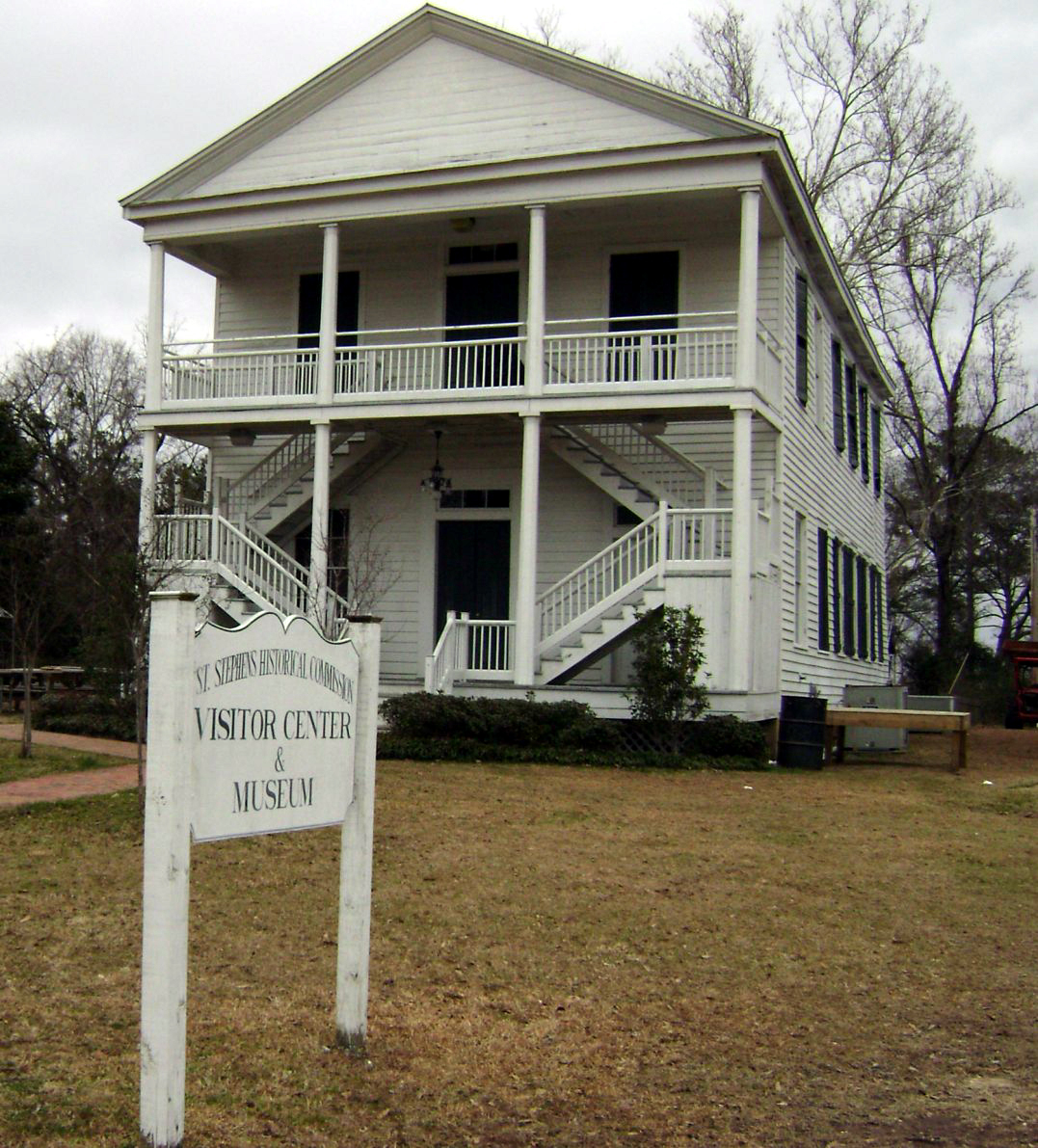 Old St. Stephen's Masonic Lodge