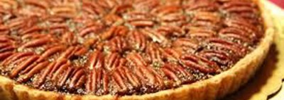 A pecan pie without pecans? Some old recipe that are useful today