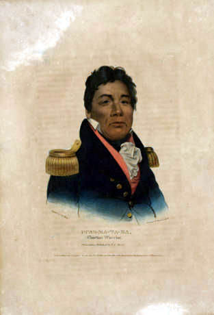 Choctaw Chief Pushmataha