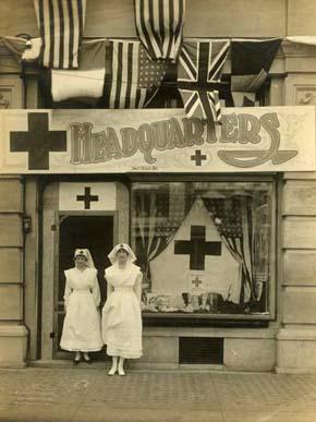 Red Cross, Montgomery, Alabama 1918