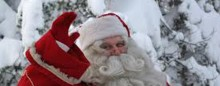 Santa Claus was shot? A very memorable Christmas
