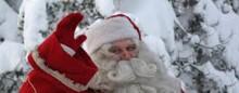 Santa Claus was shot? A very memorable Christmas