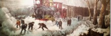 SUNDAY SOLILOQUY: Snowbound at Christmas – Will Santa come? – heartwarming story…