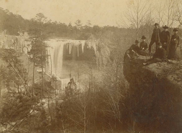Black_Creek_Falls_now_Noccalula_Falls_near_Gadsden_Alabama (1)