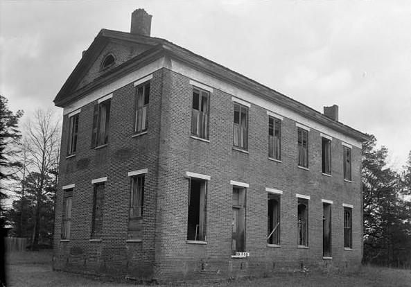 Boys' Methodist College, Centenary & Main Streets, Summerfield, Dallas ca. 1934
