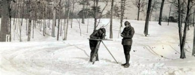 Can you believe the Warrior River froze in 1940? Be sure to check the photograph at the bottom