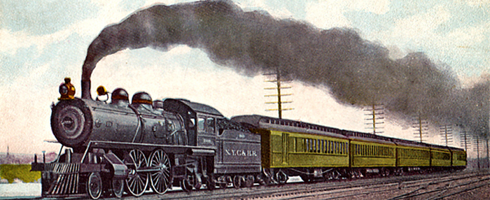 PATRON + FUNNY FRIDAY - Trains were predicted to solve all problems with snow  in 1901